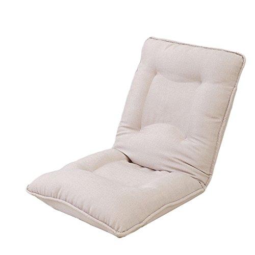 L-R-S-F Nouveau Lazy Sofa Coussins Chaise pliante Lit Retour Chaise d'ordinateur Chaise paresseuse Chaise (Couleur : E)