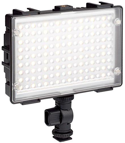 Kaiser Fototechnik 3280 LED-lamp Star Cluster 144 Vario 13 x 8 cm paneel met 144 High-CRI-LEDs zwart
