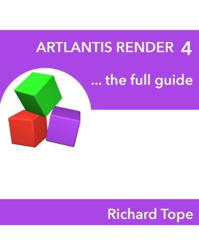 Artlantis Render  ... the full guide (English Edition)