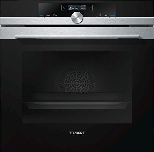 Siemens HB633GBS1J forno Forno elettrico 71 L 2850 W Nero, Acciaio inossidabile A+