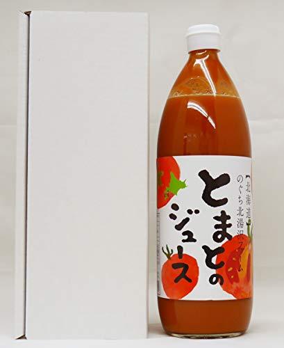 トマトジュース 有塩 1000g 1本 北海道産 のぐち北湯沢ファーム とまとのジュース