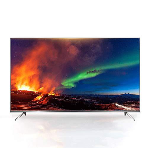 DEMAXIYA Televisor y Monitor HD de Pantalla Ancha LED de 32/42/55/60/65 Pulgadas, proyector de Pantalla de Soporte, 4k HD, Entrada HDMI/USB/VGA, Ultra HD 4K HDMI