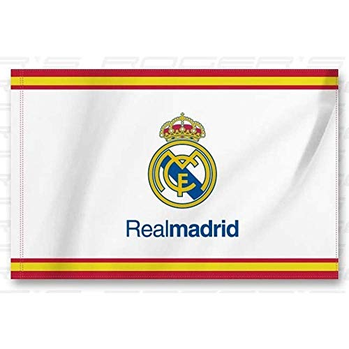 Real Madrid big white flag