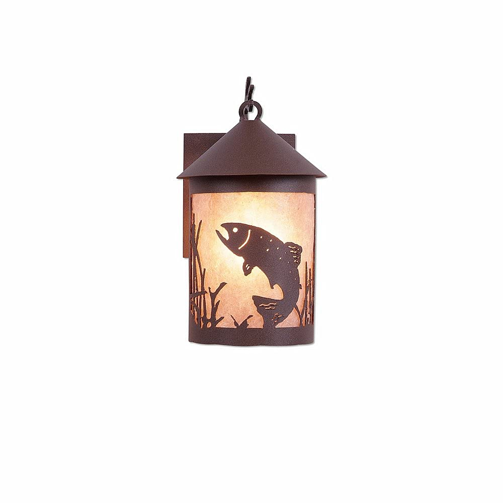 Rustic Outdoor Wall Light Challenge the lowest price of Japan River Cabin Uniq USA Style in Made Max 80% OFF