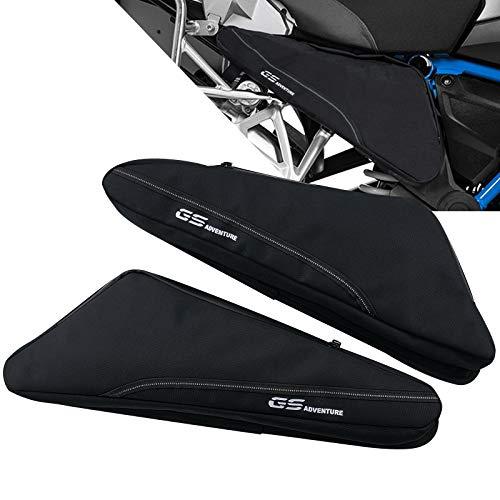 Motorcycle Frame Tool Bag Waterproof For BMW R1200GS LC Adventure R1200R R1200RS LC R1250GS Adventure R1250R R1250RS Black