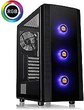 Centaurus Pollux Gaming PC - AMD Ryzen 5 3600 Six-Core 4.0GHz OC, 16GB 3000MHz RAM, Nvidia GTX 1060 6GB, 240GB SSD + 2TB HDD, Windows 10 PRO, WiFi. Custom Gaming Computer with 6-Core 3600 Ryzen