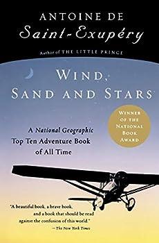 Wind Sand and Stars  Harvest Book