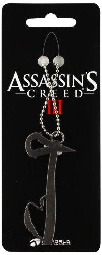 Bioworld Merchandising - Assassin's Creed III collier avec pendentif Tomahawk
