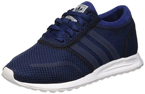Adidas Los Angeles K, Zapatillas Bajas Hombre, Conavy/Conavy/Ftwwht, 36 EU