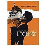 QWGYKR The Eclipse Film Alain Delon Monica 114 Leinwand