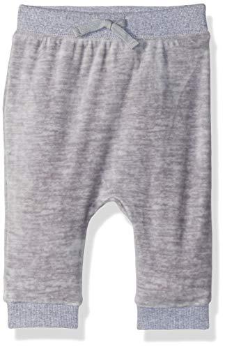 Gymboree Baby Velour Pants, Gray, 18-24 Mo