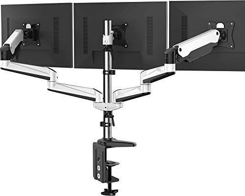Triple Monitor Stand - Full Motion Artic...