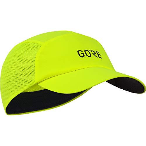 GORE WEAR Unisex M Kappe, Neon Yellow, Einheitsgröße EU