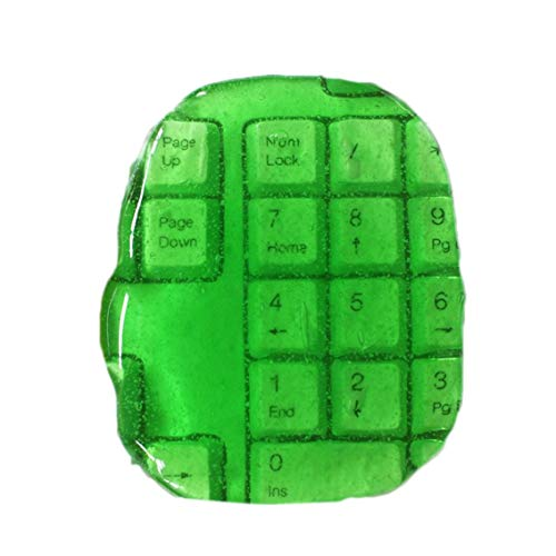 Banbie Tastaturreiniger Computer Reinigungsgel Laptop Magic Tastaturreiniger Auto Super Clean Kleber Gel Magic Staubreiniger
