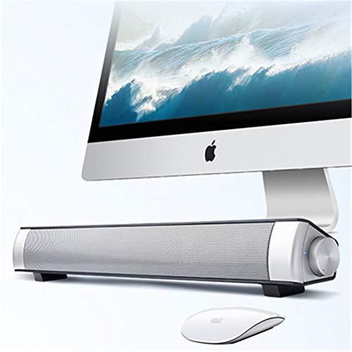 WANDE Bluetooth-Lautsprecher 5.0, Fabrik Private Bluetooth-Lautsprecher, Fernbedienung Bluetooth-Lautsprecher, Tragbare Bluetooth-Lautsprecher, wasserdichte Lautsprecher,Silver Gray