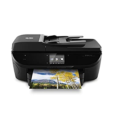 HP Envy 7640 Wireless All-in-One Photo Printer with Mobile Printing, Instant Ink ready (E4W43A)