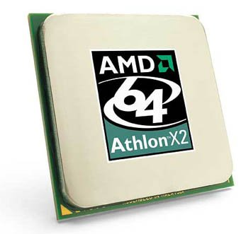 AMD Athlon 64 X2 6000+ ADX6000IAA6CZ 3.0 GHz Dual Core CPU (2i) - Tray CPU ohne Kühler