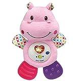 VTech- Croc' Hippo Rose Baby Jouet Premier Age, HOCHET, 80-502555