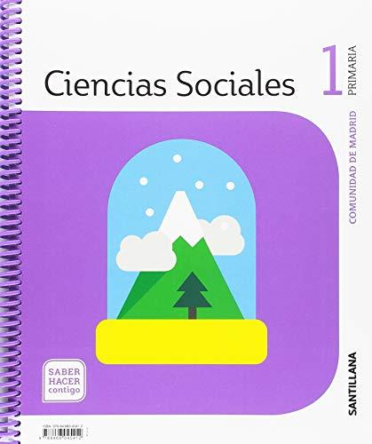 CIENCIAS SOCIALES 1 PRIMARIA SABER HACER CONTIGO