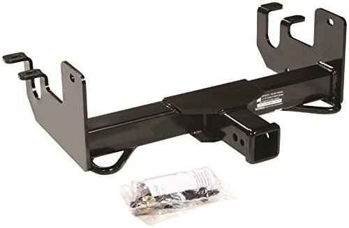 Reese 65017 Front Mount Receiver with 2' Square Receiver opening