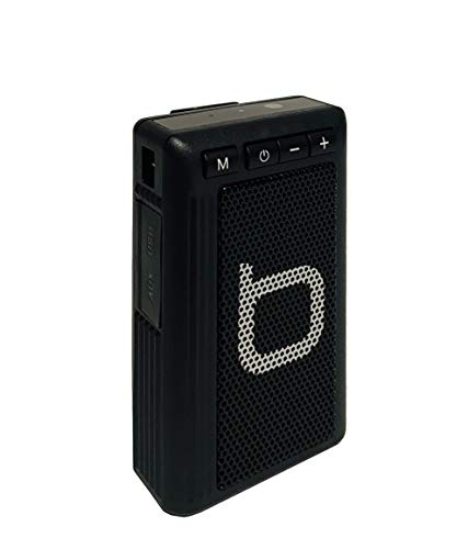 Bumpboxx Retro Pager Beeper | Outdoor Portable Bluetooth Speaker