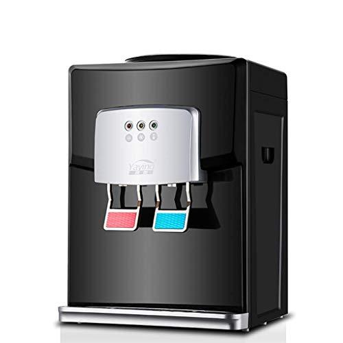 Relaxbx wasserspender wasserkühler Mini tragbar heiß kalt, Wasser Maschine mit Edelstahl Liner, 26 * 27 * 38cm