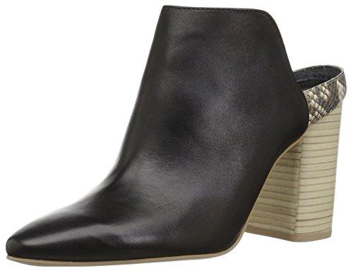 Dolce Vita Women's RENLY Mule, Onyx Leather, 6.5 M US