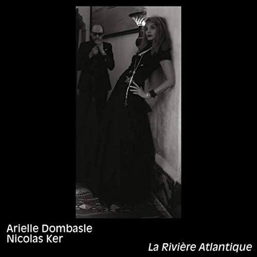 Arielle Dombasle & Nicolas Ker