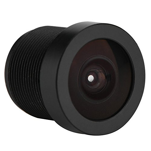 Sonew 2,1mm Fisheye lens, 160 ° M12 * 0,5 IP-camera Any Version of Raspberry pi voor 1/3 '' & 1/4 '' CCD-chips