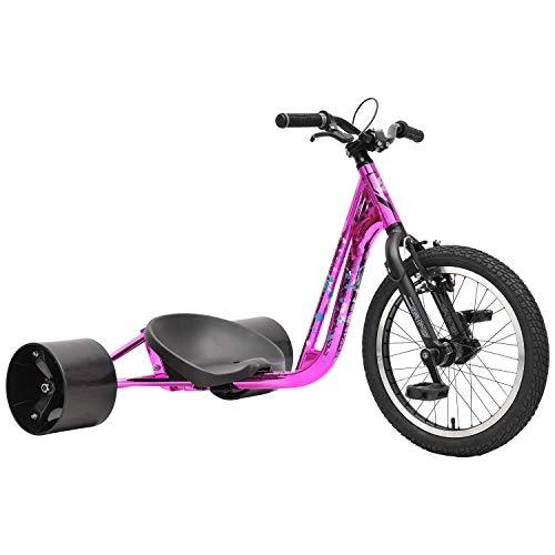 Triad Contador Medida 3 Drift Trike Electro Rosa