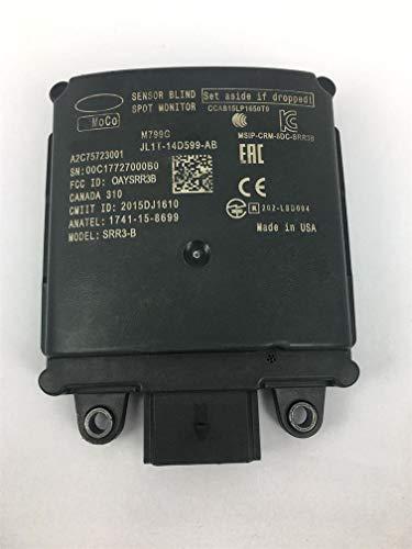 Great Deal! JL1T-14D599-AB Lincoln MKZ RH Rear Blind Spot Monitor Sensor