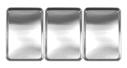 NAGAO燕三条『下ごしらえ用ステンレストレー3枚セット』