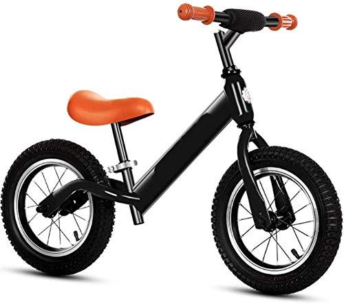 Bicicletas de equilibrio para niños Neumáticos de entrenamiento de neumáticos para niños de 2 a 6 años de edad