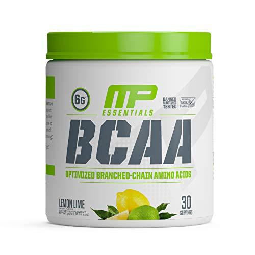 MusclePharm Bcaa 3: 1: 2 Supplement, Lemon Lime, 215 g
