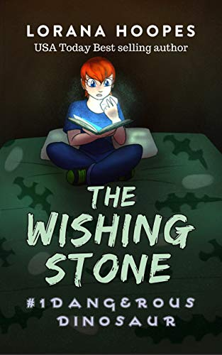 The Wishing Stone by Lorana Hoopes ebook deal