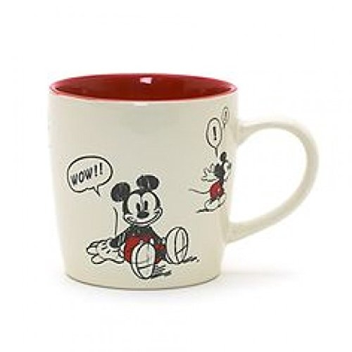Disneyland Paris - Taza, diseño de Mickey Mouse