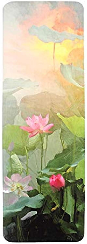 Premium Yoga Matte - Protector Lotus, Umweltfreundlich