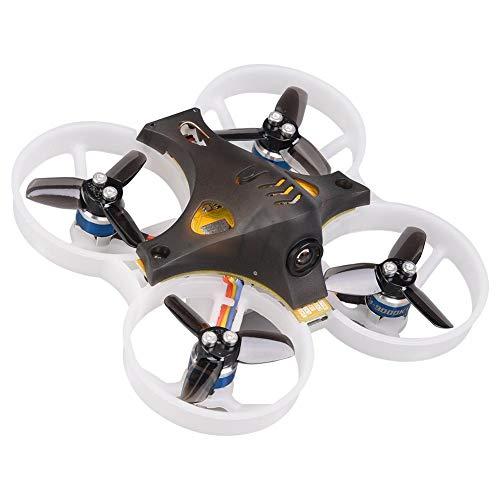 NEUFDAY 【𝐎𝐬𝐭𝐞𝐫𝐟ö𝐫𝐝𝐞𝐫𝐮𝐧𝐠𝐬𝐦𝐨𝐧𝐚𝐭】 Winzige GT8 FPV Racing Drohne, GT8 87,6 mm FPV Racing Drohne PNP BNF 10A Blheli_S ESC 800TVL 5.8G 25mW VTX 2S(DSM2 Receiver(BNF))