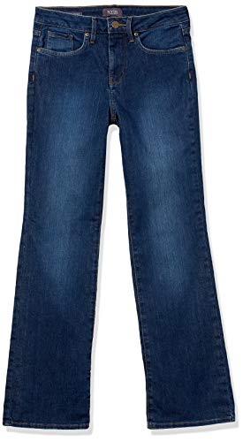NYDJ Women's Petite Size Barbara Bootcut Jeans, Cooper, 4P
