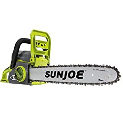 Sun Joe iON16CS-CT (Core Tool) 40-Volt Cordless 16-Inch Chain Saw