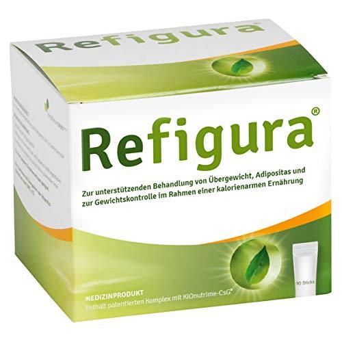 Refigura Spar Set: 2 x 90 Sticks. Unterstützt bei Übergewicht, zur Gewichtskontrolle im Rahmen einer kalorienarmen Ernährung