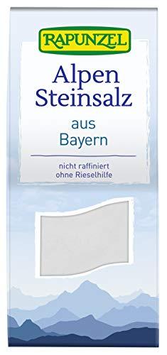 Rapunzel Alpen Steinsalz aus Bayern, 0.400 kg