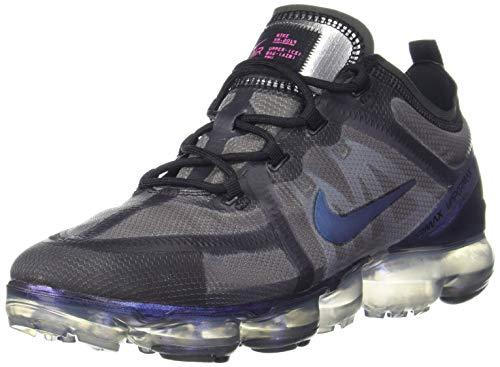 Nike Aire Vapormax 2019 Roading de los zapatos corrientes para Hombres 10 Reino Unido Vintage liquen oscuro Russet Bone Luz