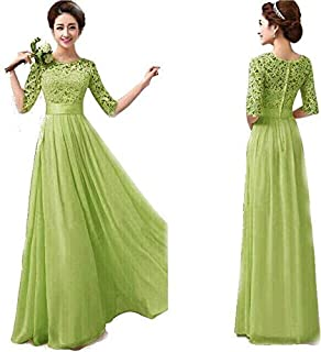 Green Special Occasion Dress For Women