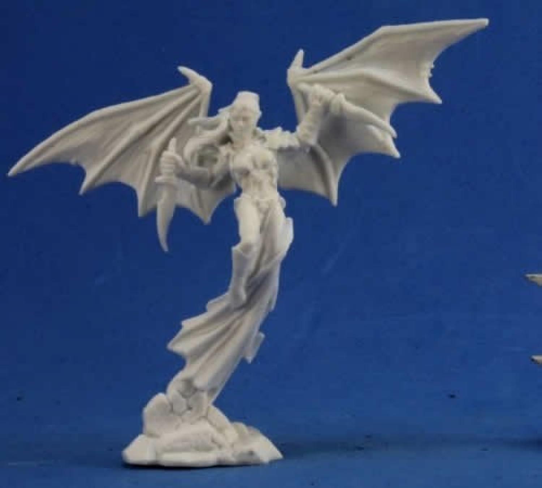 Bones Succubus Miniature Reaper by Reaper