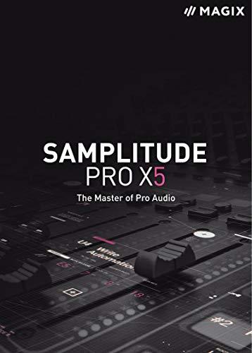 Samplitude Pro X5. The Master of Pro Audio. | Standard | PC | PC Aktivierungscode per Email