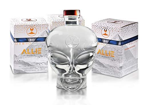 ALLIE Vodka in Geschenkverpackung (1x0,7l) 40% vol.
