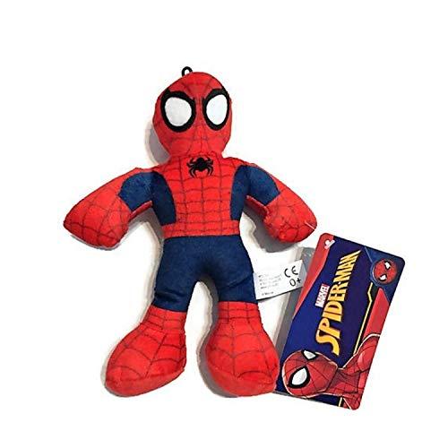Marvel Universe - Assortimento 5 Soggetti (Peluche 20Cm) Merchandising Ufficiale