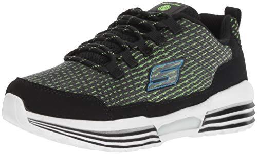 Skechers Jungen Luminators Sneaker, Bklm Schwarz, 35 EU