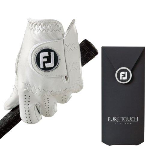 FootJoy Pure Touch - Guante de golf para la mano izquierda para...